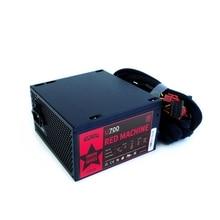 Блок питания 700W ATX e2e4 UNION RED MACHINE, 80+, 120 мм, APFC (U700)