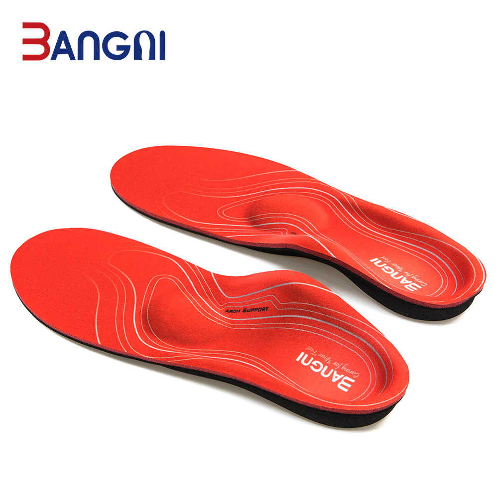 3ANGNI orthotic arch support insoles for flat feet orthopedic shoe insole man women insolent shoes cushion Plantar Fasciitis