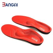 3ANGNI Orthotic wkładki do butów wspierające łuk stopy dla płaskostopie wkładka do butów ortopedycznych mężczyzna kobiet buty Insolent poduszka podeszwowa Fasciitis