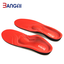 Adult orthopedic arch support insoles for flat feet shoe orthotic pads man insolent shoes cushion plantillas ortopedicas