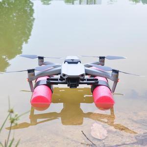 Mavic Air 2 посадочный комплект с противоскользящим поплавком посадочное снаряжение тренировочный Комплект для DJI Mavic Air 2 Аксессуары для дрона п...