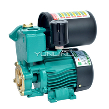 220V 200w/280w/370w Auto Microcomputer Household Self-priming reciprocating Pump Hot And Cold Water Pipe Tap Water Booster Pump automatic hot and cold water self priming booster pump hanjin copper impeller pump accessories