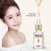 New White Rice Face Serum Rejuvenating Enzyme Solution Original Skin Nourishing