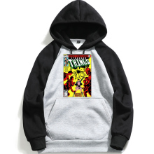 Stranger Things Raglan Hoodie Tracksuit Boys Men Hood Thing Movie Tv Show Hoodies Harajuku Streetwear Sweatshirts Man