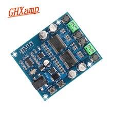YDA138 bluetooth hoparlör amplifikatör kurulu çift çekirdekli 20W + 20W HD işleme HIFI profesyonel baskı dijital amplifikatör