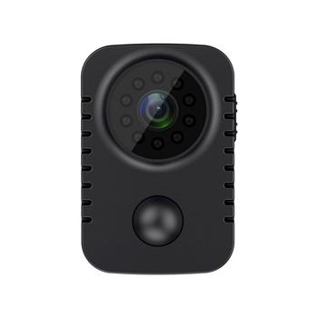 MOOL kamera Mini 1080P bezprzewodowa kamera do monitoringu kamera sportowa rejestrator kamera PIR niania elektroniczna Baby Monitor kamera monitorująca tanie i dobre opinie FGHGF Kamera ip NONE 3 6mm Kamera kopułkowa WIFI CN (pochodzenie) Brak camera 14x9x3cm