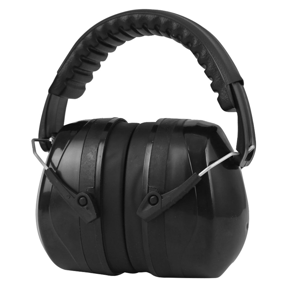 Adjustable Sports Hearing Protection H unting Ear Muffs Noise Reduction Soundproof Sleeping Studying S hooting Safety Practical|Ear Protector| |  - title=