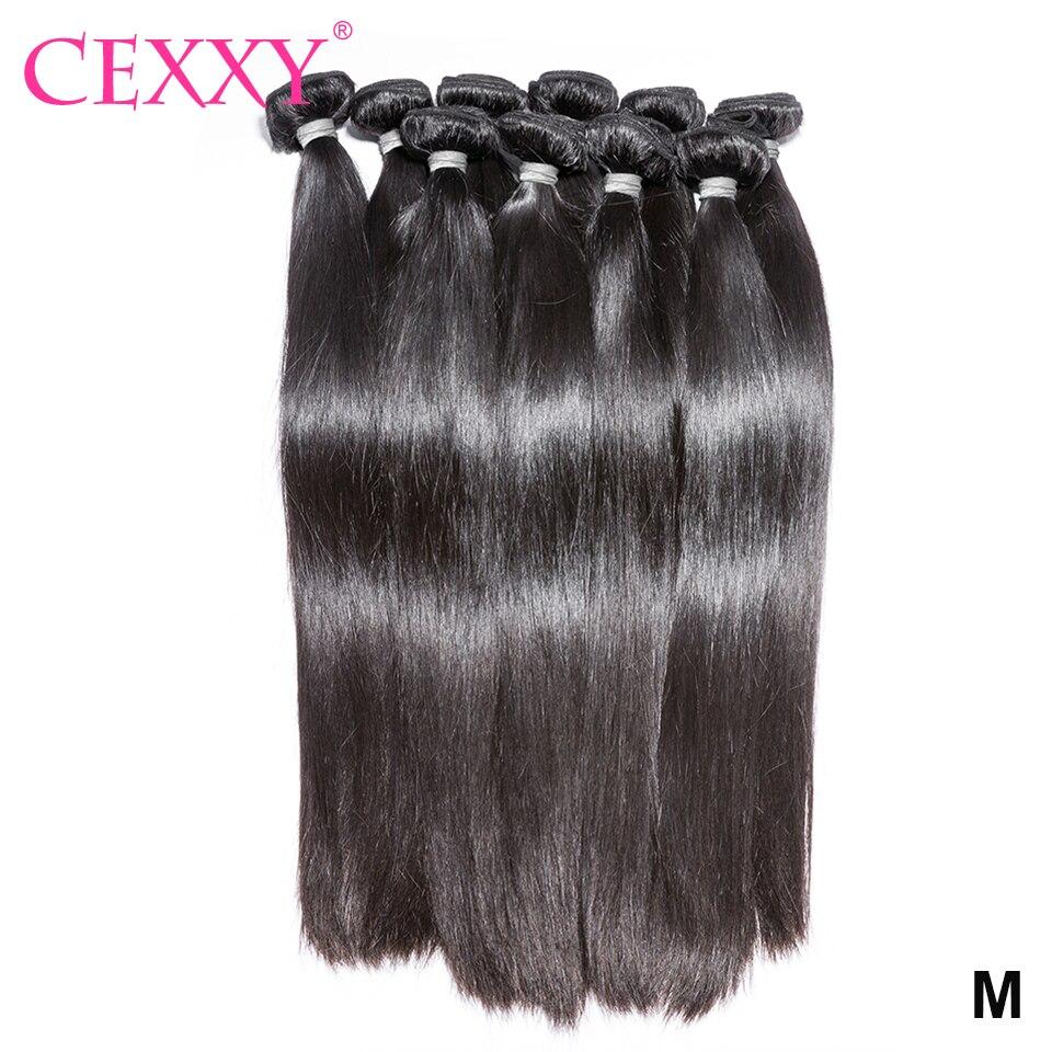Пряди из бразильских волос, 1 шт./3 шт./10 шт./партия, прямые пряди, человеческие волосы для наращивания, 30, 40 дюймов, пряди Remy, оптовая продажа