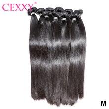 Brazilian Hair Weave Bundles 1PCS/3PCS/10PCS Per Lot Straigh