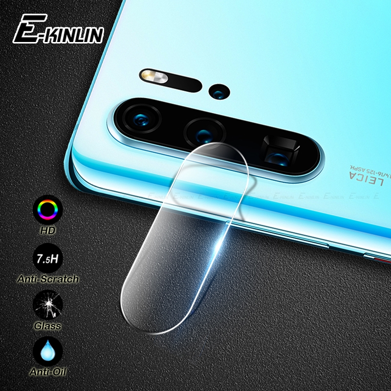 Back Camera Lens Tempered Glass For HuaWei Honor View Mate 30 20 X 5G 10 P30 P20 Pro Lite 8X Nova 3 Protector Protective Film-in Phone Screen Protectors from Cellphones & Telecommunications