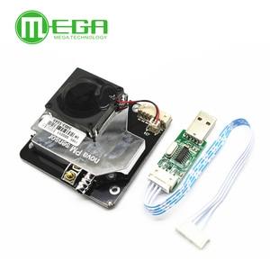 Image 1 - PM الاستشعار SDS011 ليزر عالي الدقة Pm2.5 جودة الهواء جهاز استكشاف وحدة مصلحة الارصاد الجوية الكهربائية لعبة Megmoki 2.6 10 فولت ستادارد