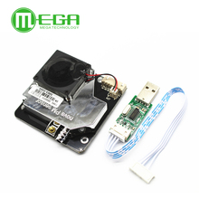 PM Sensor SDS011 High Precision Laser Pm2.5 Air Quality Detection Sensor Module SMD Electric Toy Megmoki 2.6 10V Stadard
