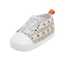 National Wind Embroidered Shoes Lace Baby Toddler S