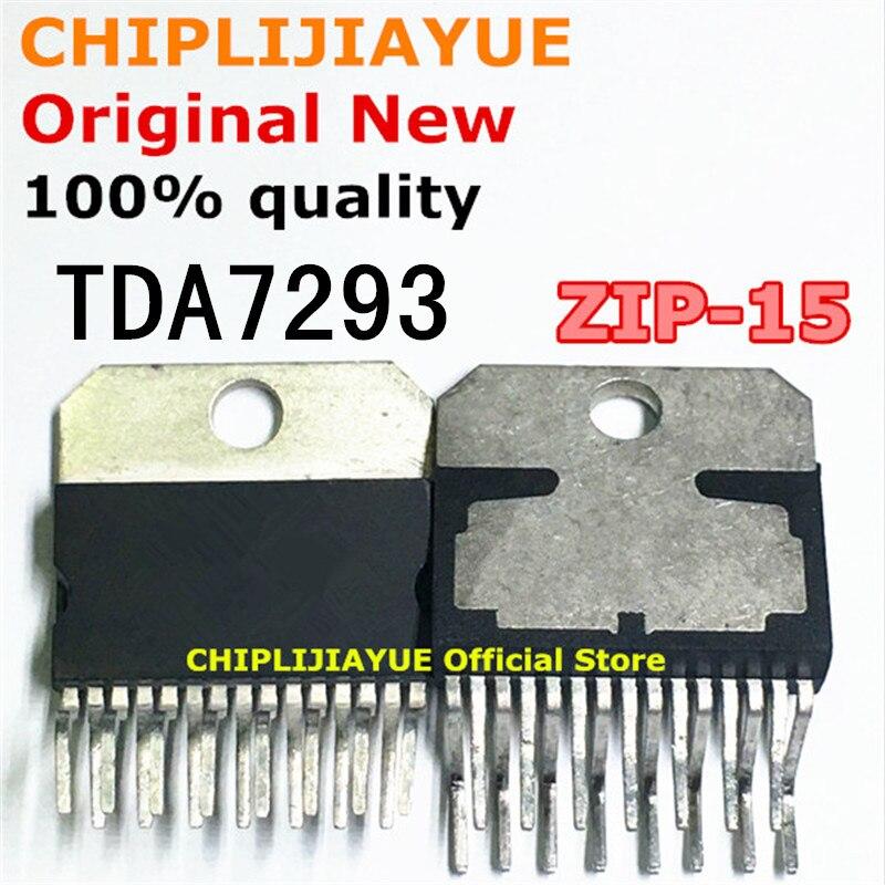 1-2PCS TDA7293 ZIP15 TDA7293V 7293 ZIP-15 New and Original IC Chipset