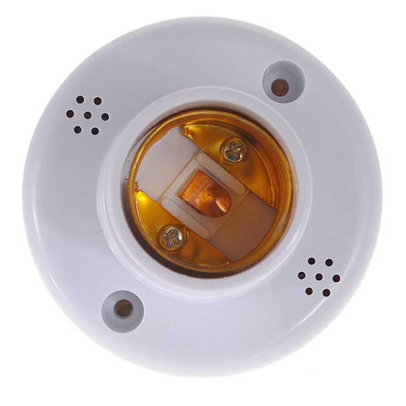 One Set 4pcs E27 Wireless Remote Control Light Lamp Bulb Holder Cap Socket Switch US SHIP Incandescent Less than 1000W