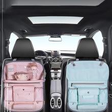 Tablet-Holder Storage-Bag Organize Back-Seat iPad Sunveno Bottles Touch-Screen