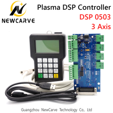 3 Axis DSP 0503 Plasma Controller English USB Control System For Plasma Cutting RZNC-0503 Manual NEWCARVE
