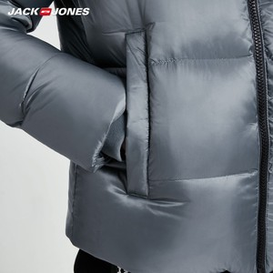 Image 5 - JackJones Mens Winter Baseball Collar Short Warm Down Jacket Style 218412544