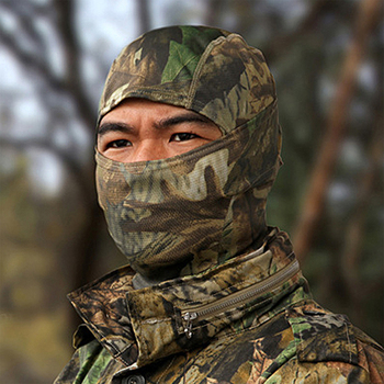 Tactical Camouflage Balaclava Full Face Mask Bicycle Hunting Cycling Sports Army Airsoft Sport Bike Military Helmet Scarf  X16A 1