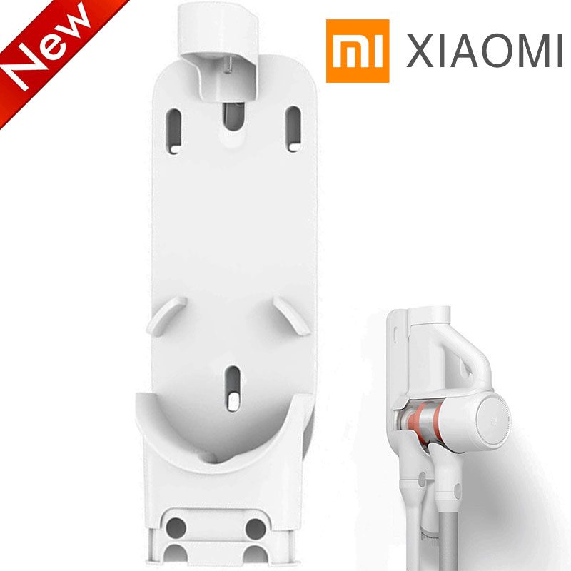Xiaomi Wall Mount for MIJIA Handheld Wireless Vacuum Cleaner Charger Dock and Storage Holder 2 in 1-in Vacuum Cleaner Parts from Home Appliances