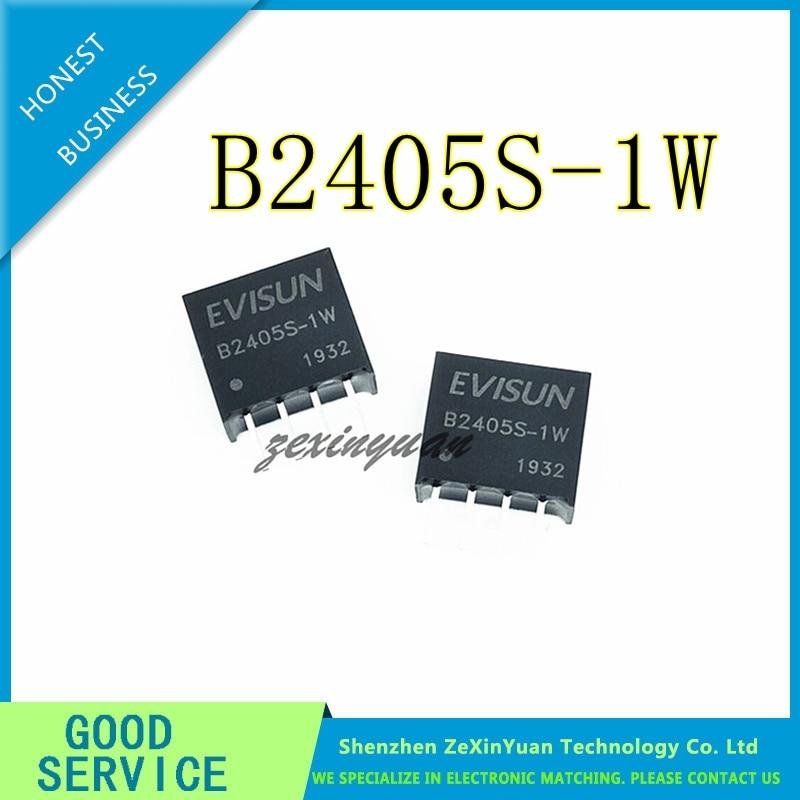 1pcs/lot B2405S-1W B2405S B2405 DC-DC Modules SIP4 New Original