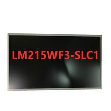 Estoque real 72% ntsc ips lcd matriz LM215WF3-SLC1 lm215wf3 (sl) (c1) matte 1920*1080 30pin lvds monitores de tela lcd para l g