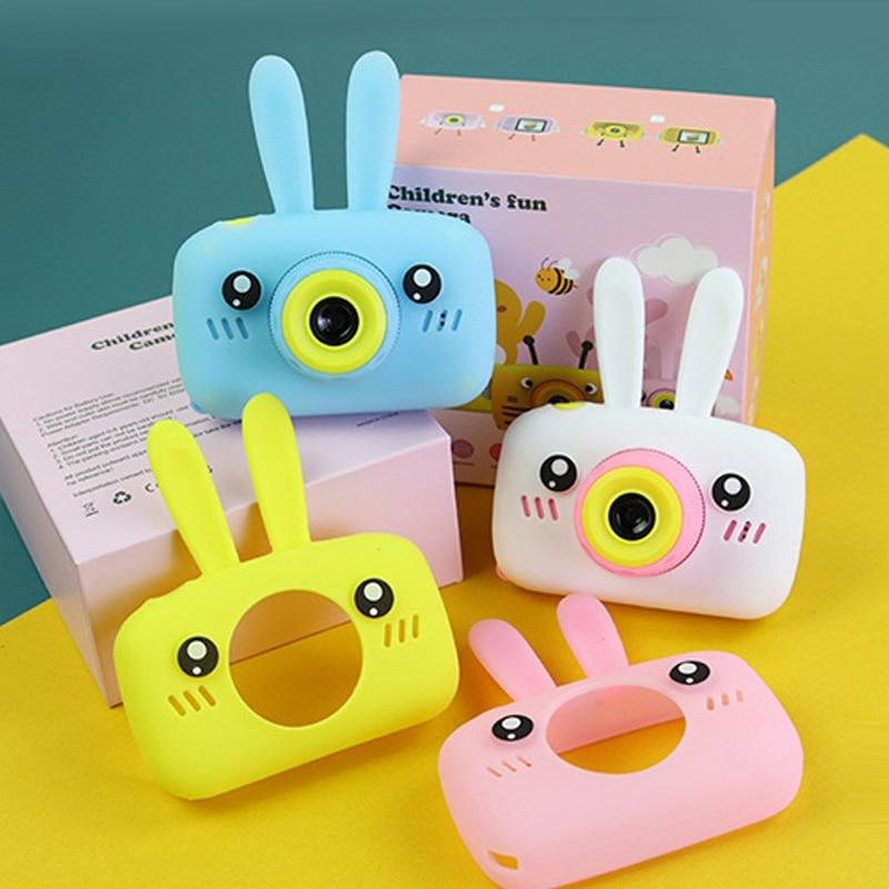 Hot DealsKids Camera Photography-Props Birthday-Gift Digital Mini Child Cute Cartoon Outdoor