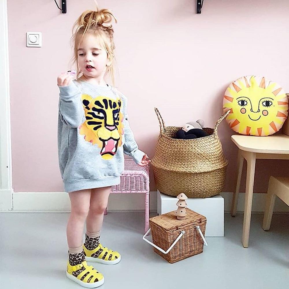 Kids Clothes Sets New Spring Toddler Boys Girls Sweatshirt Harem Pants Brand Fashion Clothing Baby Sweatshirts Children Tops Tee 5