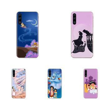 New High Quality Phone Case For Samsung Galaxy Note 5 8 9 S3 S4 S5 S6 S7 S8 S9 S10 5G mini Edge Plus Lite Cartoon Aladdin 2019 image