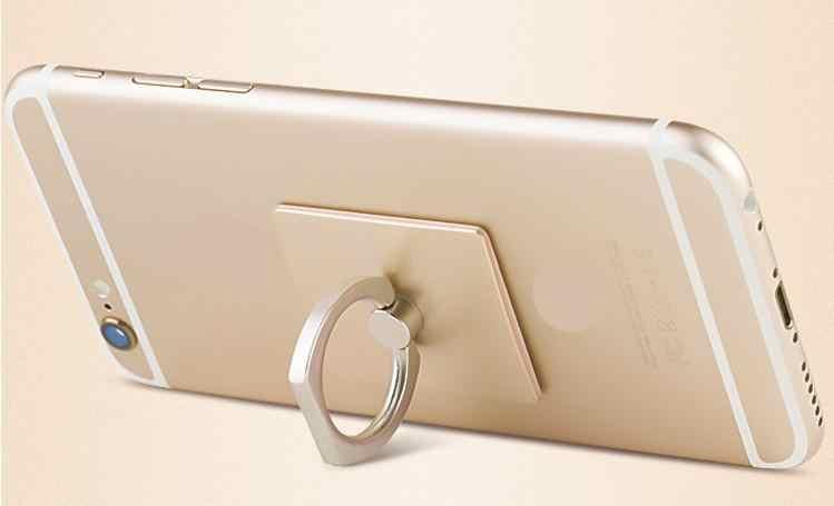 MeterMall Di Động Đa Năng Kim Loại Nhẫn Giá Đỡ Xoay 360 độ Điện Thoại Chân Đế Cho iPhone Samsung Hồ Vĩ Xiaomi