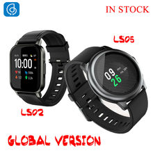 In Stock Haylou LS02/LS05 Global Version Smart Watch IP68 Waterproof 12 Sport Modes Call Reminder Bluetooth 5.0 Smart Band