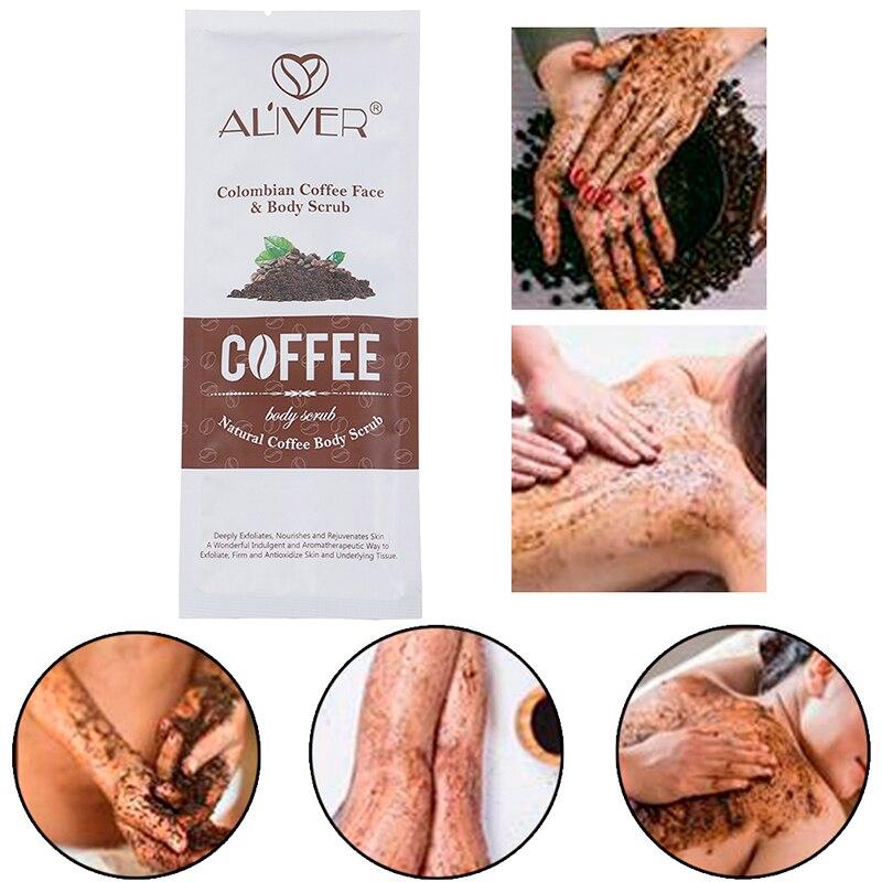 Anti Cellulite Treatment Acne Coffee Scrub Body Scrub Cream Facial Dead Sea Salt For Exfoliating Whitening Moisturizing