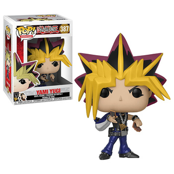 FUNKO POP Anime DM ATEM Yami Yugi 387# Vinyl Action Figure Toys Duel Monsters Decoration Model Dolls for Kids Birthday Gifts 1