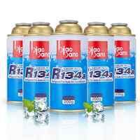 R134A Refrigerante Gas Refrigerant Adapter Tools Tool Charging Hose Valve Core Kit