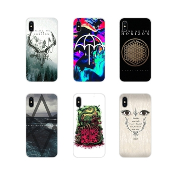 Mobile Phone Shell Case For Huawei Honor 4C 5C 6X 7 7A 7C 8 9 10 8C 8S 8X 9X 10I 20 Lite Pro Bring Me The Horizon Metalcore BMTH image