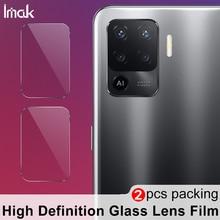 Imak Camera Lens Film Voor Oppo Reno5 F A94 4G F19 Pro Achteruitrijcamera Len Gehard Glas Protector Beschermende
