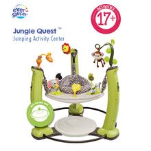 Exersaucer от evenflo jump & learn jungle quest неподвижный