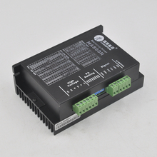 Leadshine MA860H two-phase 57 86 stepper motor driver for engraving leadshine m542 05 two phase stepper motor servo driver for laser phototypesetting medical cnc printer