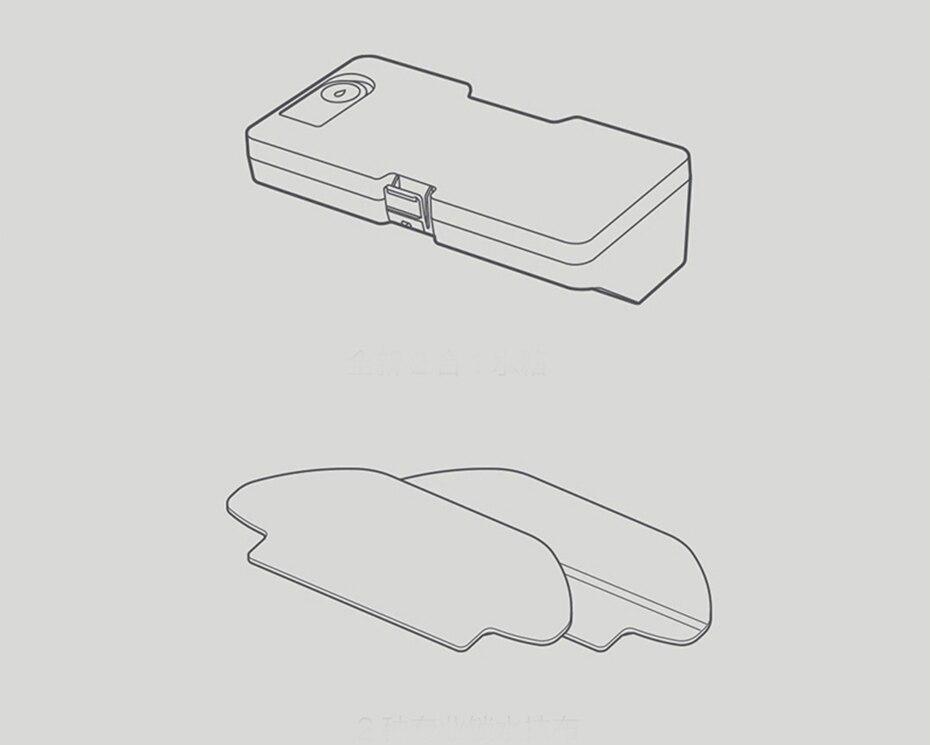 He9bf3eb390c64062b5cfeae4eb3c7912y Present Gift Xiaomi Mijia STYJ02YM V2 pro mi robot Vacuum Cleaner 2 mop-p sweep mop suction 2 in 1 wifi EU Russia warehouse