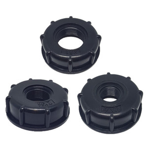 Image 2 - 1/2 inch 3/4 inch 1 inch Thread IBC Tank Adapter Tap Connector Replacement Valve Fitting For Home Garden Water Connectors