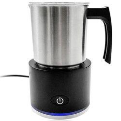 Spieniacz do mleka EAS  elektryczny spieniacz mleka i parowiec  automatyczne urządzenie do robienia piany o dużej pojemności na gorące i zimne spienione mleko  stal nierdzewna w Spieniacze do mleka od AGD na