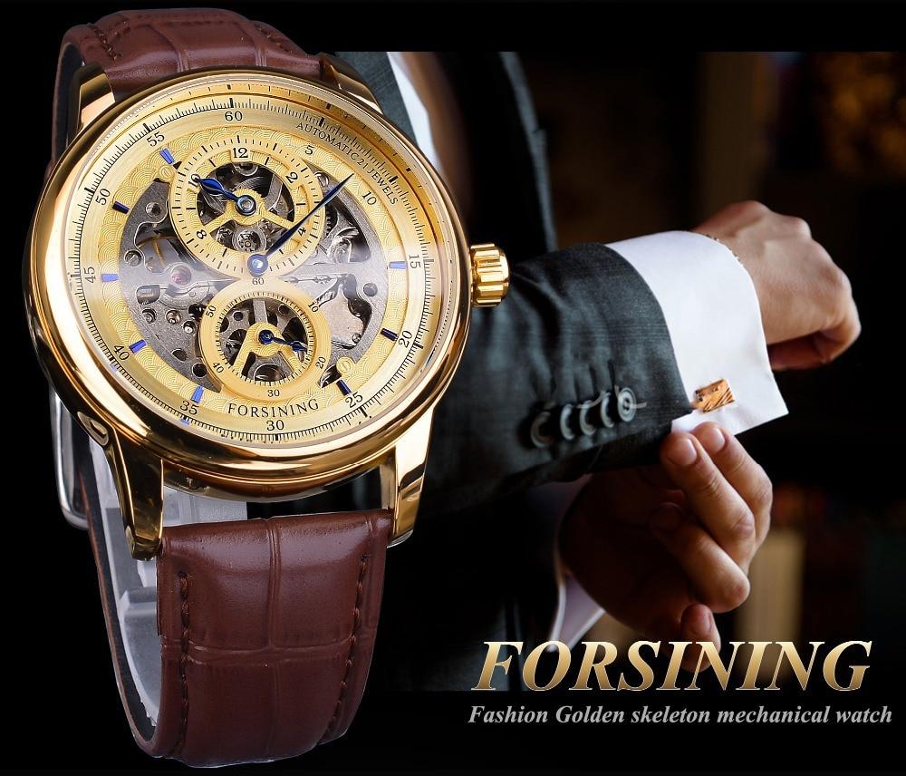 Forsining366 moda masculina europeia e americana oco