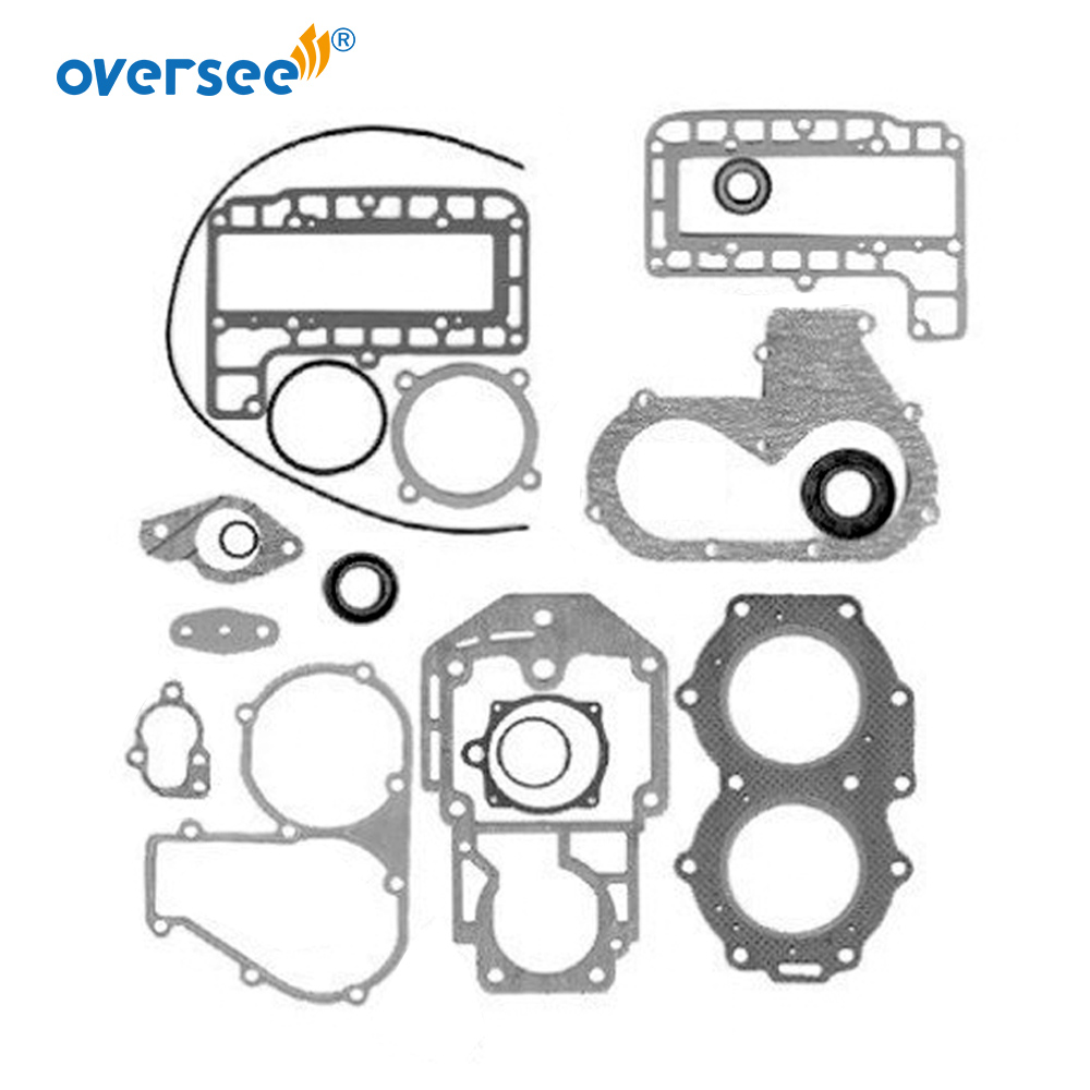 695-W0001 Power Head Gasket Kit For Yamaha Outboard Parts C25 2T  695-W0001-03 695-W0001-00