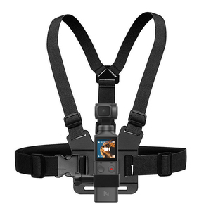 2in1 Camera Chest Strap & Extension Adapter For FIMI PALM Handheld Camera Double Shoulder Strap Camera Chest Fixing Accessories