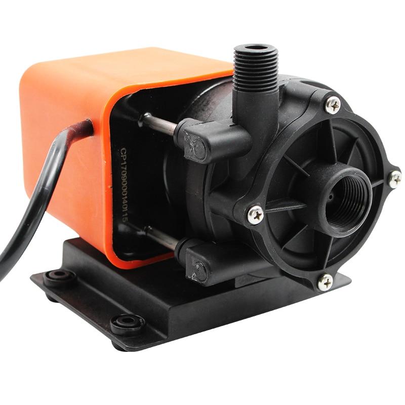 Sommergibile 250GPH 500GPH Marine Aria Condizionata Pompa di Circolazione Dell'acqua di Mare Marine di Raffreddamento Magnetico Pompa di Circolazione di Acqua di Mare - 4