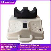 חשמלי אירובי נדנדה מכונה נדנדה רגל כושר פיזיותרפיה מותניים לעיסוי צוואר הרחם והמותני מתיחת עמוד השדרה מכשיר