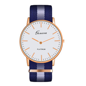 Fashion Casual Quartz Watch wi