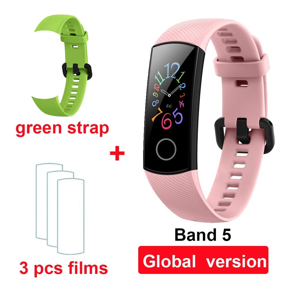 pink GL green