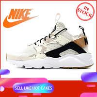 Original Autêntica NIKE AIR HUARACHE EXECUTAR ULTRA Running Shoes Sapatilhas dos homens Do Esporte Ao Ar Livre Atlético Designer 2019 Novo 752038 991