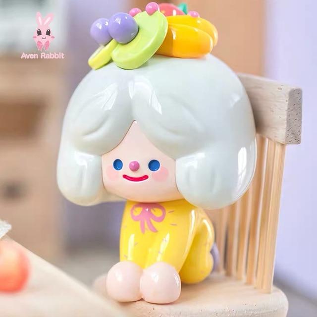 Blind Box Toys RiCO Afternoon Tea Blind Box Guess Bag Caja Ciega Blind Bag Toys for Girls Anime Figures Cute Model Birthday Gift 2